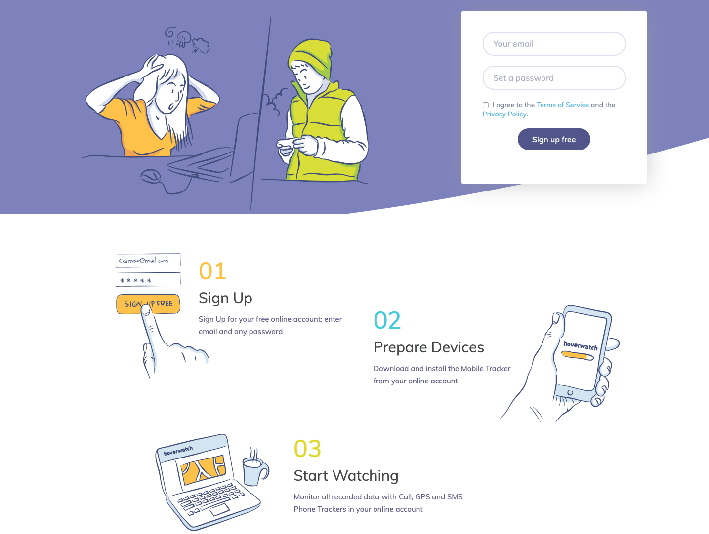 Hoverwatch Review | Get app with 15% discount!
